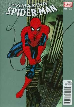 Amazing Spider-Man (2014-2015)#3B