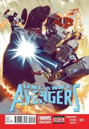 Uncanny Avengers (2012-2014)#21