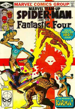 Marvel Team-Up (1972-1985)#100B