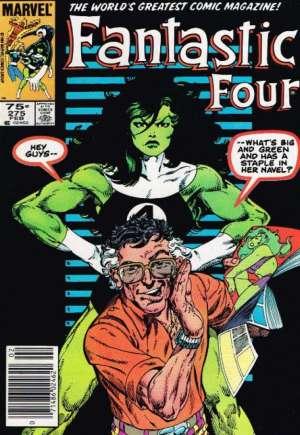 Fantastic Four (1961-1996)#275C