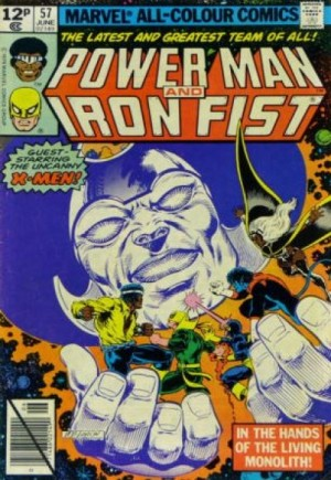 Power Man and Iron Fist (1978-1986)#57C