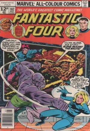 Fantastic Four (1961-1996)#182B