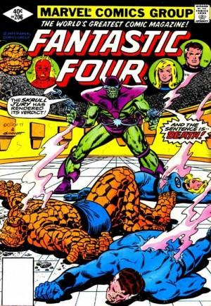 Fantastic Four (1961-1996)#206B