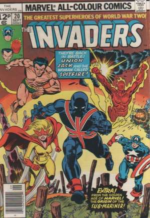 Invaders (1975-1979)#20D
