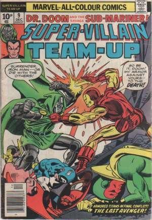 Super-Villain Team-Up (1975-1980)#9B