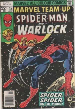 Marvel Team-Up (1972-1985)#55B