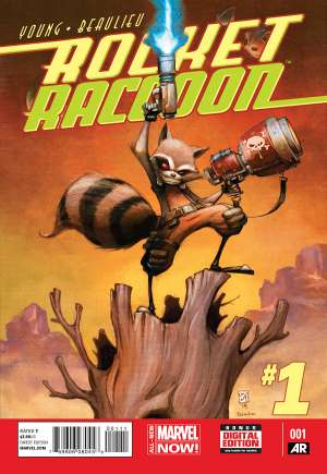 Rocket Raccoon (2014-2015) #1A
