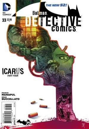 Detective Comics (2011-2016)#33A