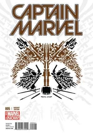 Captain Marvel (2014-2016)#5B