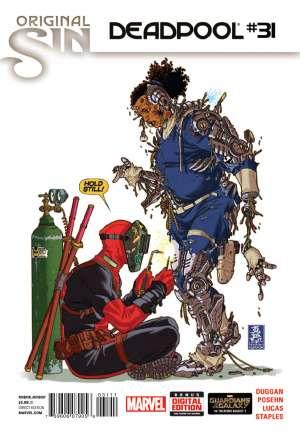 Deadpool (2012-2015)#31A