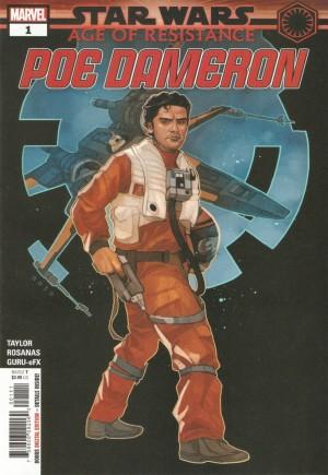 Star Wars: Age of Resistance - Poe Dameron#1A