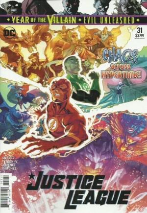 Justice League (2018-2021)#31A
