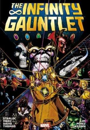 Infinity Gauntlet Omnibus (2014)#HCA
