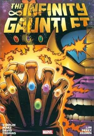 Infinity Gauntlet Omnibus (2014)#HCB