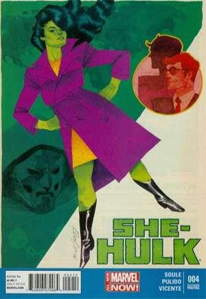 She-Hulk (2014-2015)#4B