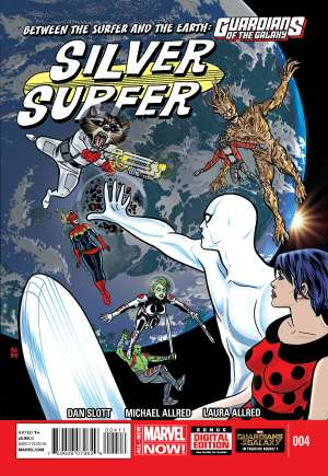 Silver Surfer (2014-2016) #4