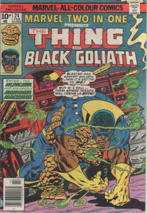 Marvel Two-In-One (1974-1983)#24B