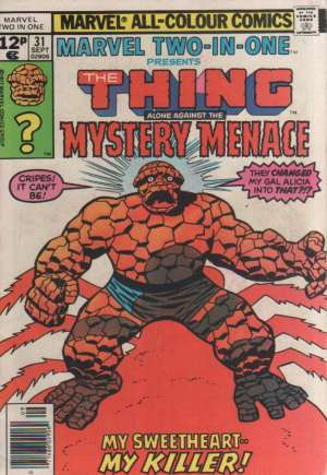 Marvel Two-In-One (1974-1983) #31D