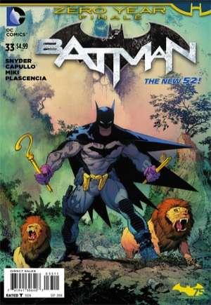 Batman (2011-2016)#33B