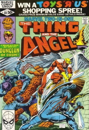 Marvel Two-In-One (1974-1983)#68B