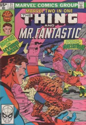 Marvel Two-In-One (1974-1983)#71C