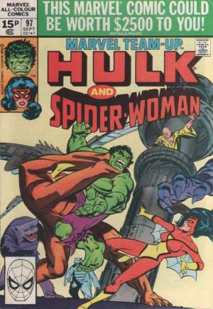 Marvel Team-Up (1972-1985)#97C
