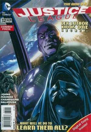 Justice League (2011-2016)#32D
