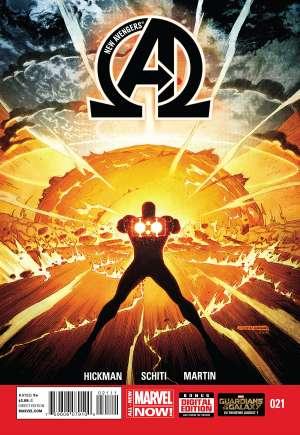New Avengers (2013-2015)#21A