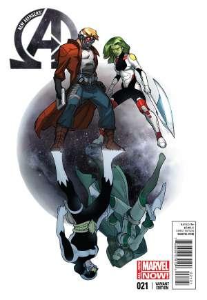 New Avengers (2013-2015)#21B