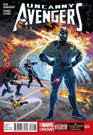 Uncanny Avengers (2012-2014)#22A