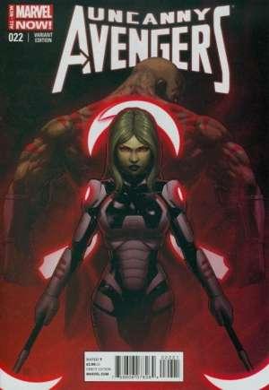 Uncanny Avengers (2012-2014)#22B