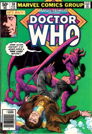 Marvel Premiere (1972-1981)#58A