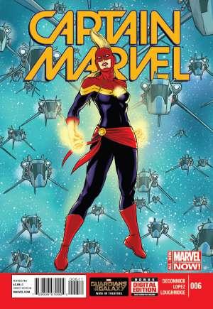 Captain Marvel (2014-2016)#6