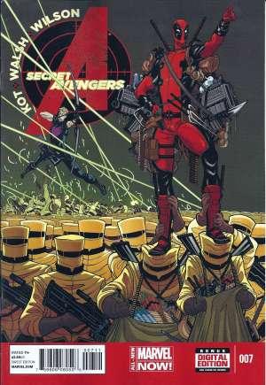 Secret Avengers (2014-2015)#7