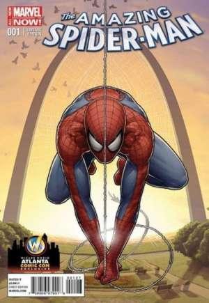 Amazing Spider-Man (2014-2015)#1ZU