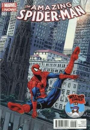 Amazing Spider-Man (2014-2015)#1ZW