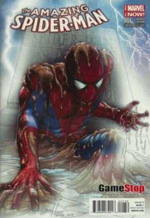 Amazing Spider-Man (2014-2015)#1ZD
