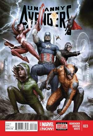 Uncanny Avengers (2012-2014)#23A