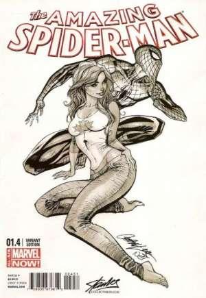 Amazing Spider-Man (2014-2015)#1.4D