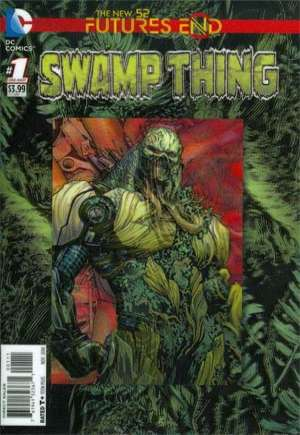 Swamp Thing: Futures End (2014)#1A