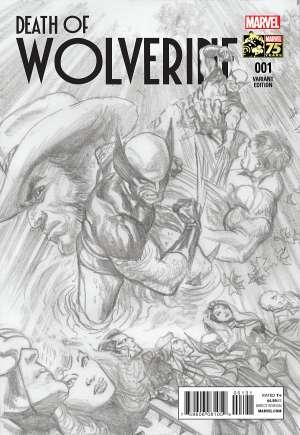 Death of Wolverine (2014)#1C