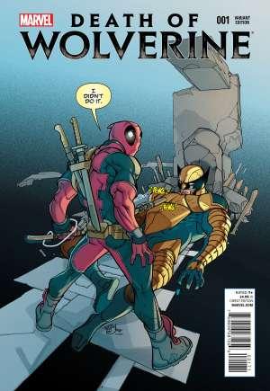 Death of Wolverine (2014)#1G