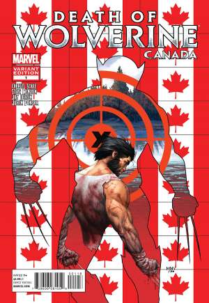 Death of Wolverine (2014)#1J