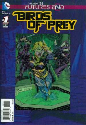 Birds of Prey: Futures End (2014) #1A