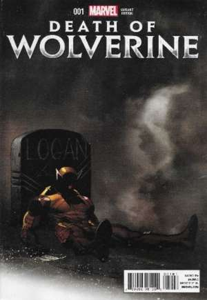 Death of Wolverine (2014) #1O