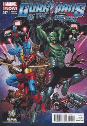 Guardians of the Galaxy (2013-2015)#17C