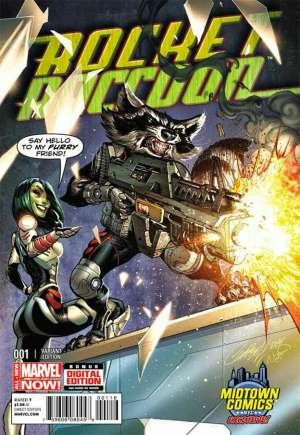 Rocket Raccoon (2014-2015)#1M