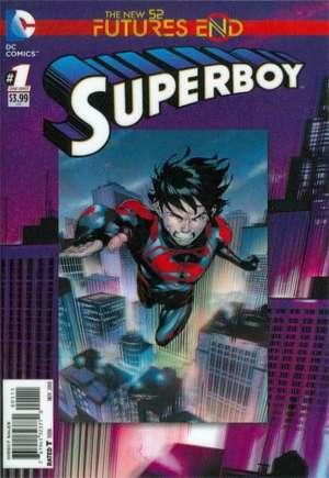 Superboy: Futures End (2014)#1A