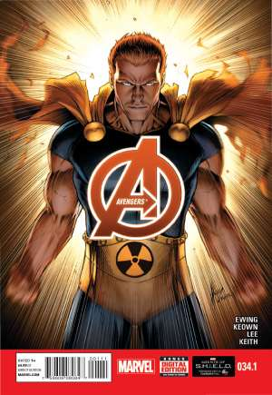 Avengers (2012-2015)#34.1A