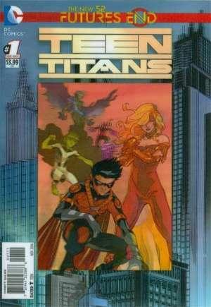 Teen Titans: Futures End (2014)#1A